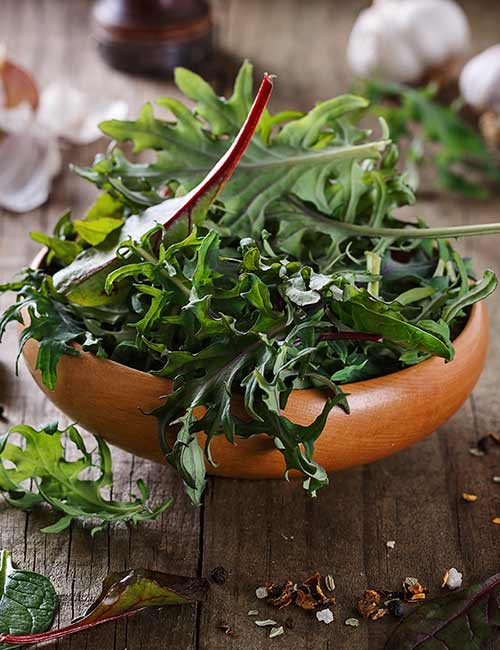 Leafy Greens – Kale And Spinach