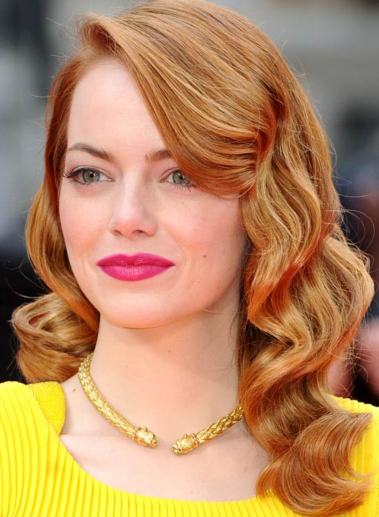 Light-Reddish-Blonde-Retro-Waves-with-Texture