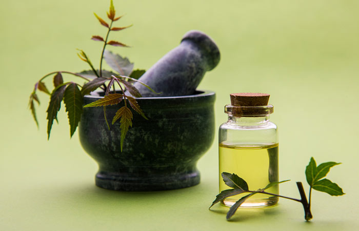 Neem-And-Olive-Oil