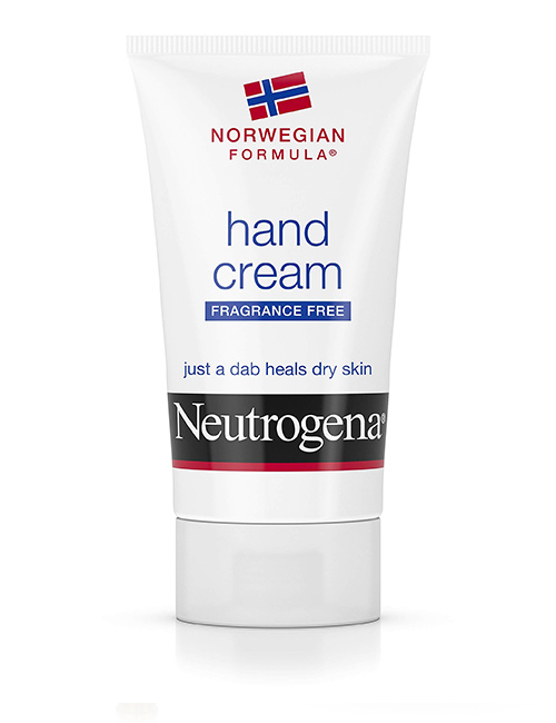 Neutrogena Moisturizing Hand Cream - Best Skin Care Products