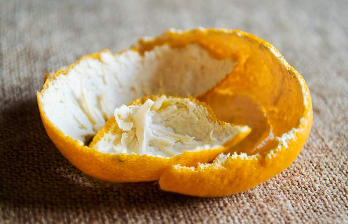 38 simple tips to get rid of dandruff permanently annoyed by those disgusting looking flakes on - What to do with citrus peels seven practical tips ...