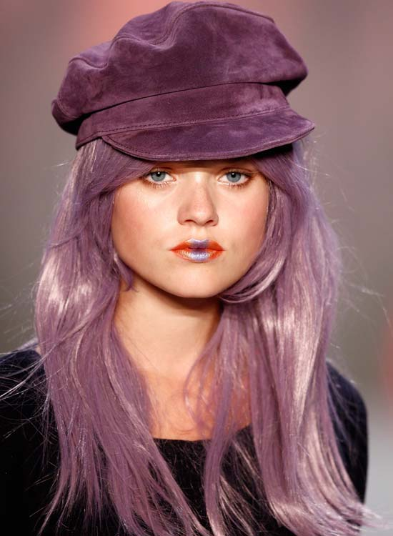 Pinkish-Purple-Reverse-Layers-with-Bangs