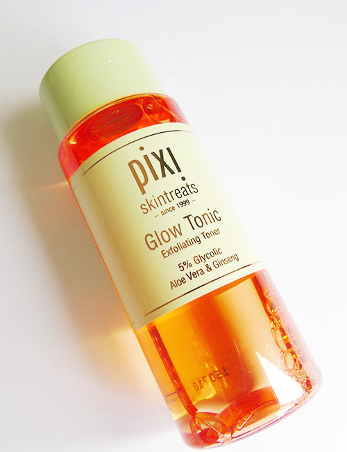 Pixi Glow Tonic with Aloe Vera & Ginseng - Best Skin Care Products
