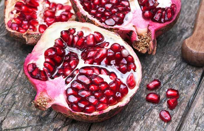 Pomegranate And Cucumber Facial Toner
