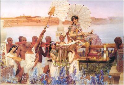 queen cleopatra s beauty secrets