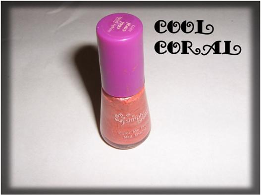 Avon Nail Polish Shades Simply pretty range