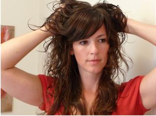 wavy hair techniques