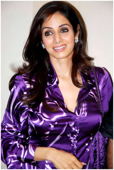sridevi s beauty secrets 1