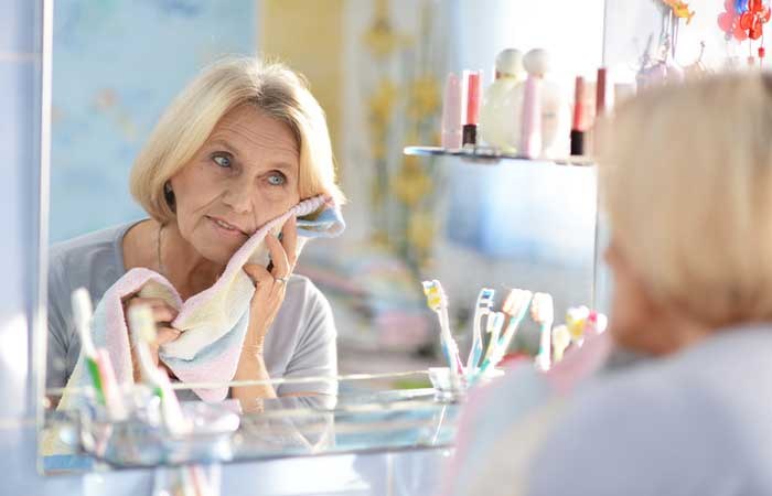 Makeup Tips For Women Over 50 - Take Care Of Your Skin