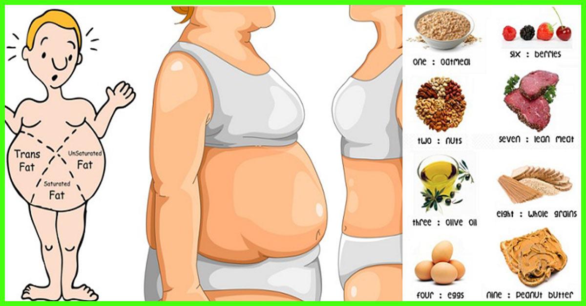 Food That Burn Belly Fat Fast | Foodfash.co