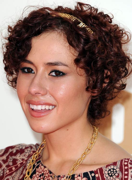 Outstanding 50 Hairstyles For Girls With Curly Hair Short Hairstyles Gunalazisus