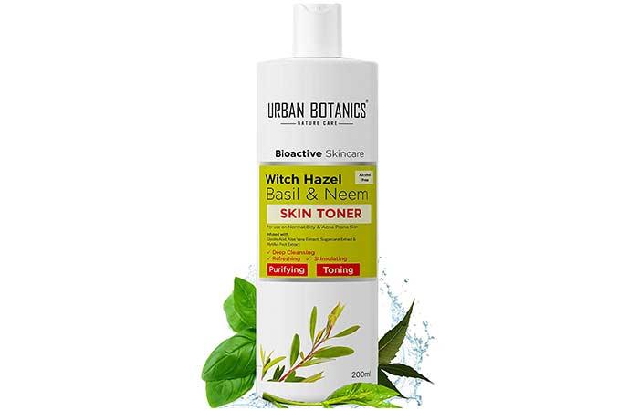 Urban Botanics Bioactive Skincare Skin Toner