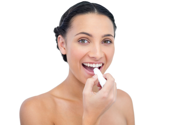 use lip products with spf