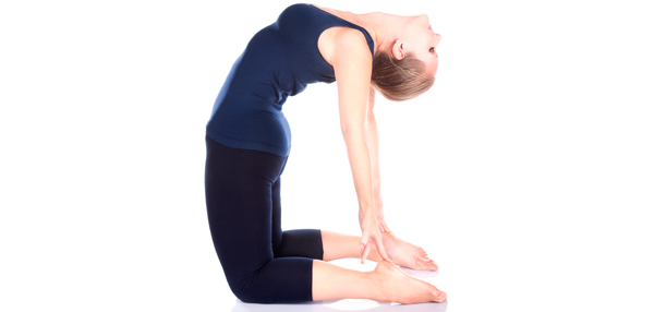 Ustrasana yoga for hair growth