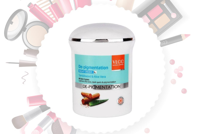VLCC De-Pigmentation Night Cream