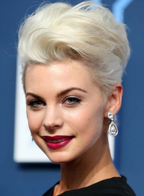 Very-Short-Platinum-Blonde-Bob-with-Teased-Top