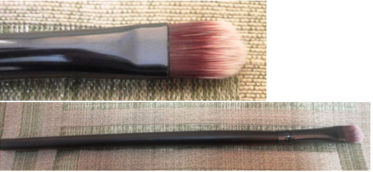 blending brush for makeup