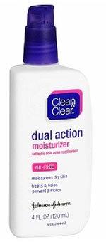 clean and clear skin balancing moisturiser