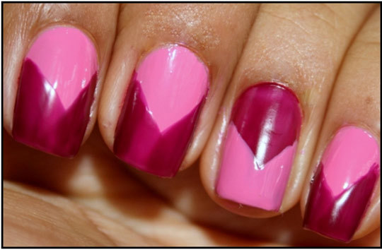 home tips for nail art