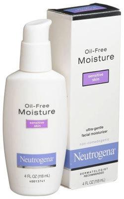 neutrogena oil-free moisture for combination skin