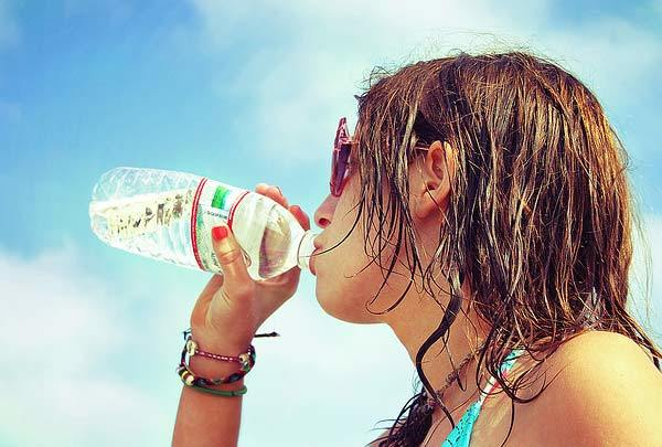 benefits of water for hair growth