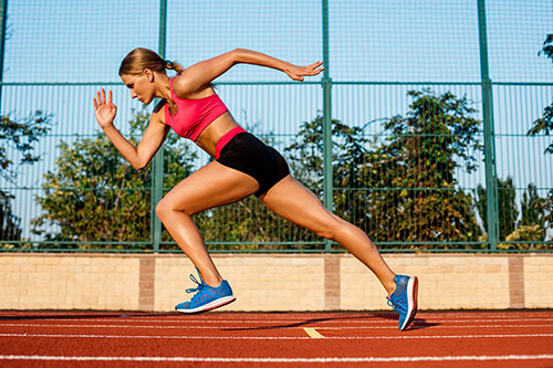 HIIT Sprints To Reduce Belly Fat