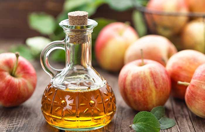 Treat Spider Veins - Apple Cider Vinegar