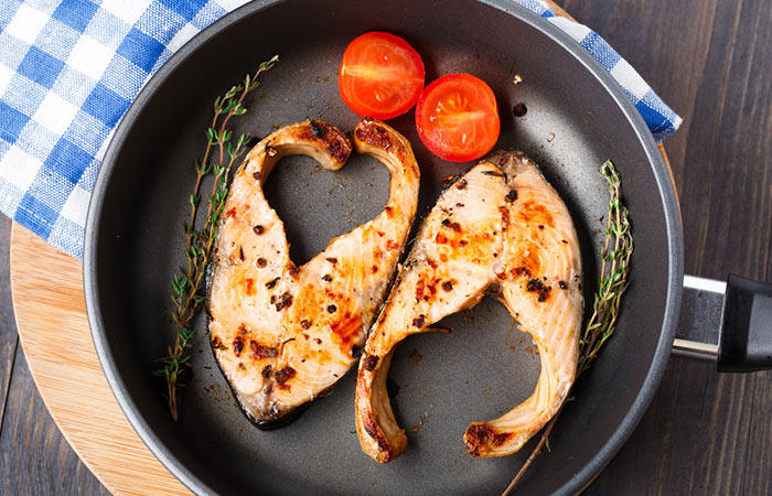 Heart Healthy Foods - Fish