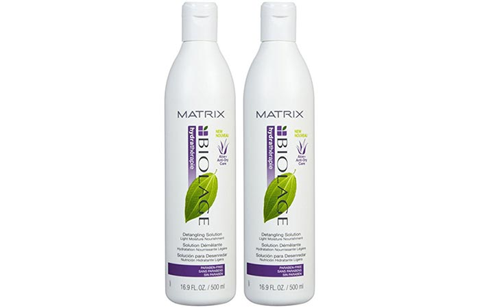 1. Matrix Biolage Ultra Hydrating Shampoo
