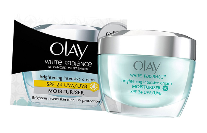 Skin Lightening Creams - Olay White Radiance Brightening Intensive Cream Moisturizer
