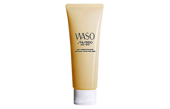 1.-Waso-Soft-+-Cushy-Polisher - Skin Exfoliants