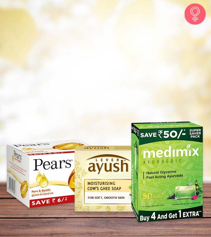 11 Best Soaps For Dry Skin of 2021 Available in India