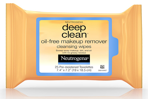 Neutrogena Makeup Remover Cleansing Wipes - Face Wipes