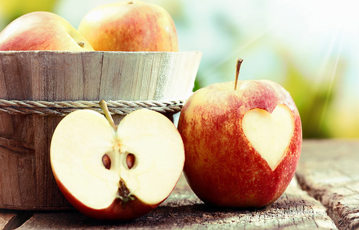 Heart Healthy Foods - Apple