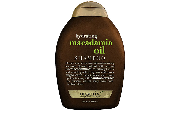 Organix Macadamia Oil Conditioner Natural Hair