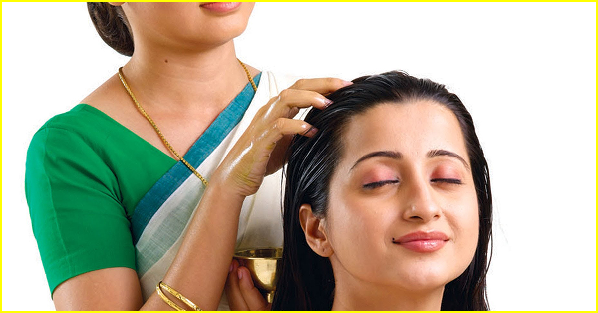 12 Effective Ayurvedic Remedies For Hair Fall And Hair