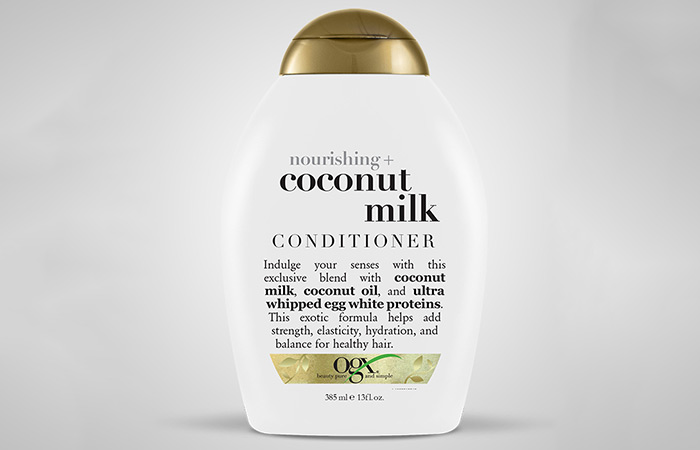 OGX Coconut Milk Shampoo - Shampoos For Dry And Damaged Hair