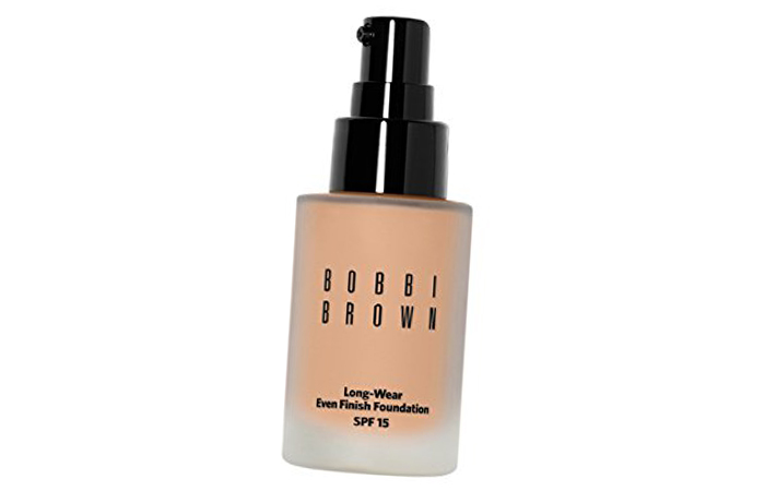 Best Foundations For Oily Skin - 13. Bobbi Brown Longwear Even Finish Foundation