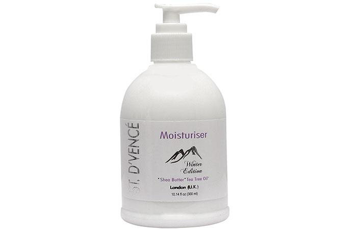 13. D'VENCÉ Body Moisturiser Winter Edition for Very Dry Skin - Best Body Lotions