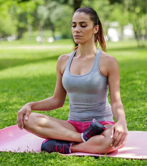 6 Yoga Breathing Techniques For Weight Loss