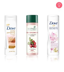 15 Best Body Lotions For Dry Skin of 2020