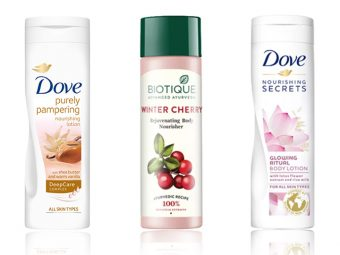 15 Best Body Lotions For Dry Skin – 2019