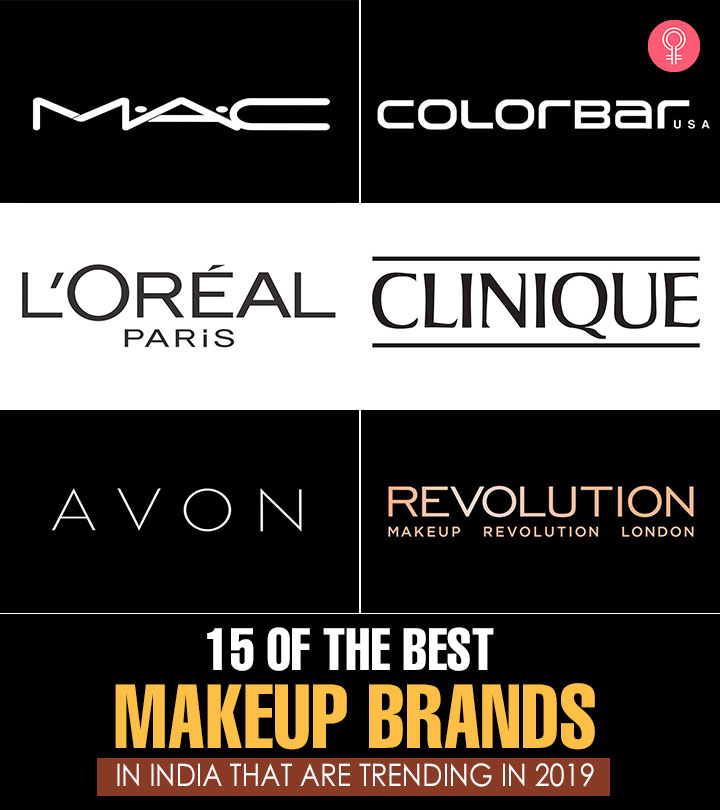 15 Best Makeup Cosmetics Brands In