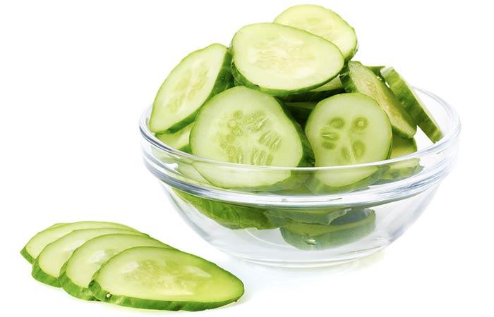 Best Potato Face Packs - Potato, Cucumber, And Baking Soda Face Pack