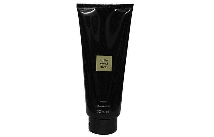 17. Avon Little Black Dress Body Lotion - Best Body Lotions