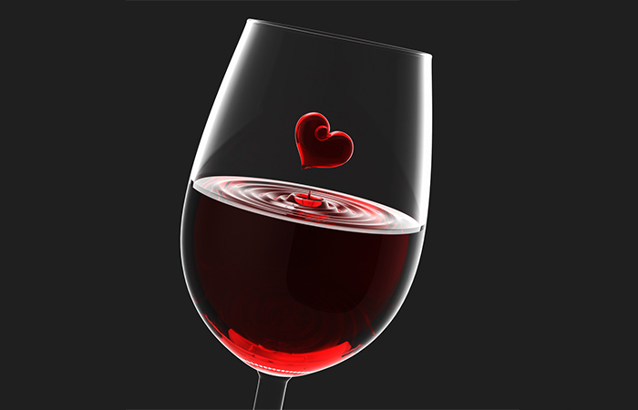 Heart Healthy Foods - Red Wine
