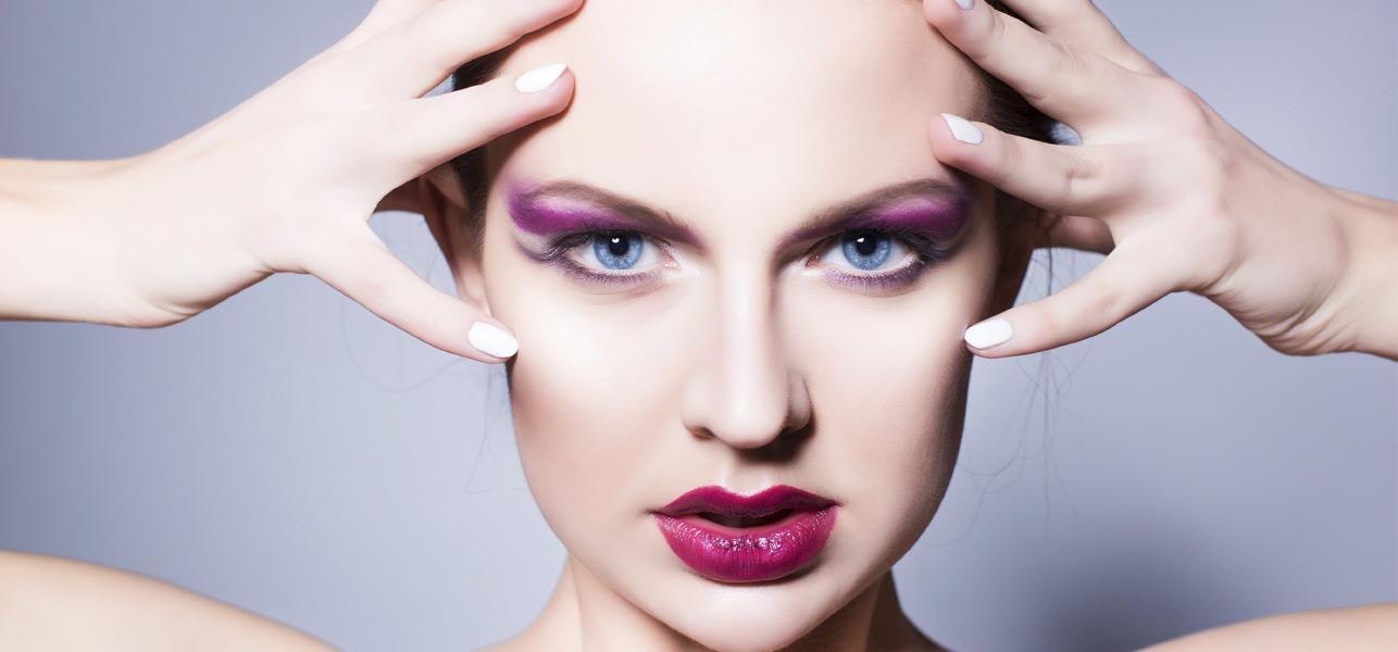 2-Party-Pretty-Purple-Eye-Makeup-Tutorials