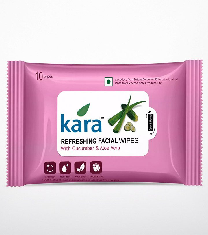 Top 5 Face Wipes Available In India