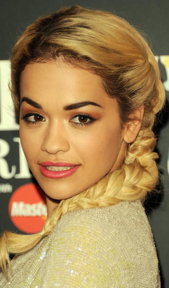 Textured Side Braid