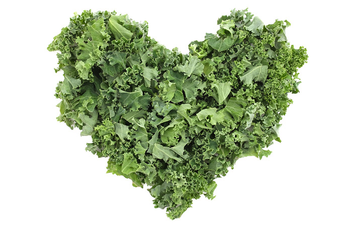 Heart Healthy Foods - Kale
